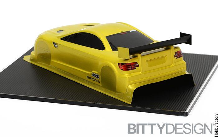 Bittydesign Bittydesing M15 Clear Body 110 Tc 190mm Lightweight